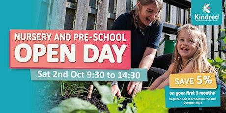 Winterbourne Nursery & Pre-School Open Day - 2nd October tickets