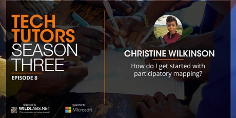 Tech Tutors:  How do I get started with participatory mapping? tickets