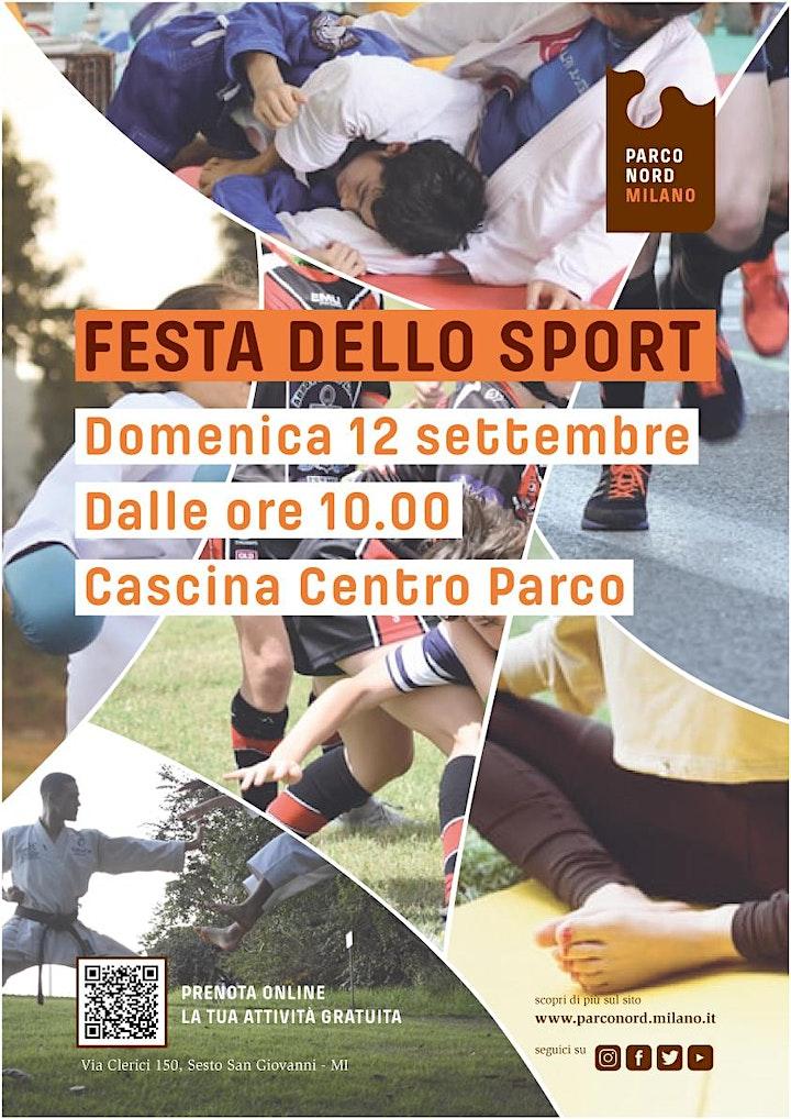 Immagine FESTA DELLO SPORT - CALISTHENICS MILANO