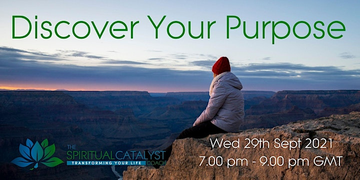Discovering Your Purpose image