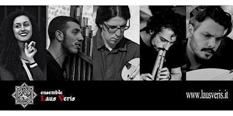 Percorsi danteschi al Castrum Caetani - Concerto  sabato 25/09/2021 biglietti