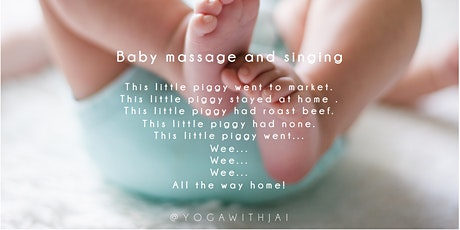 Restore Your Core Postnatal Yoga and Baby Massage Class @Nuffield Didsbury tickets
