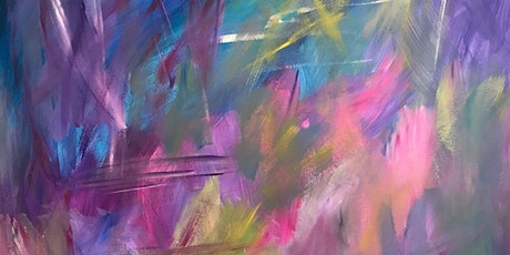 Intuitive Art Workshop - Sip and Paint Evening tickets