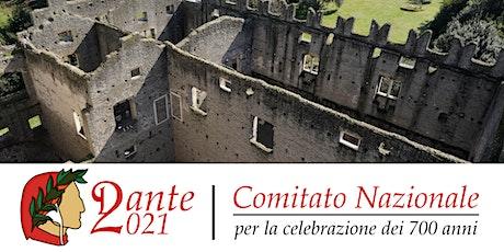Percorsi danteschi al Castrum Caetani - Conferenze domenica 26/09/2021 biglietti