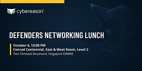 DEFENDERS NETWORKING LUNCH tickets