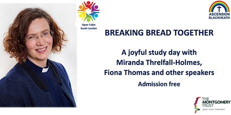Breaking Bread Together: A Study Day billets