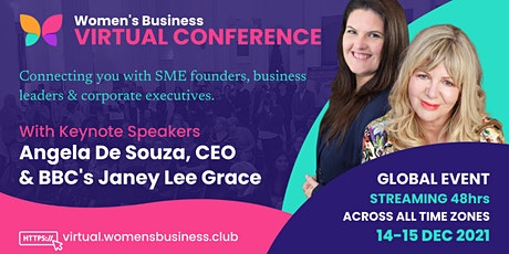 Women's Business Virtual Conference CA tickets