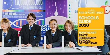 Teesdale School - Year 7 Form Tutor Meet & Greet tickets
