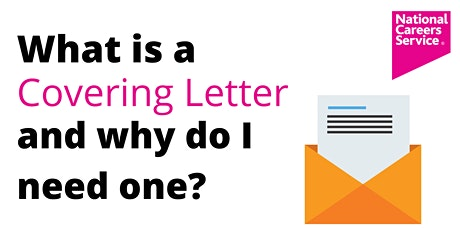 What is a covering letter and why do I need one? tickets