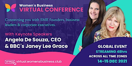 Women's Business Virtual Conference AU tickets