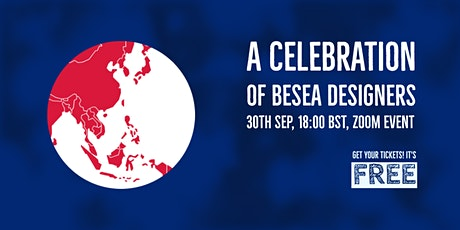 A Celebration of BESEA Designers tickets