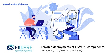 Scalable deployments of FIWARE components tickets
