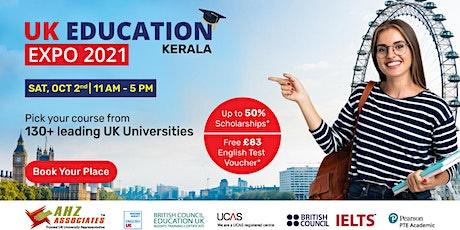 UK Education Expo 2021 – Kerala tickets