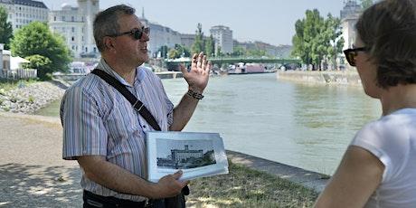 """""""HUNDERTWASSER BEWEGT"""" - Vom KUNST HAUS WIEN den Donaukanal entlang (12:00) tickets"""