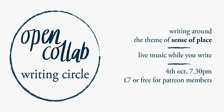 Open Collab Writing Circle #2 tickets