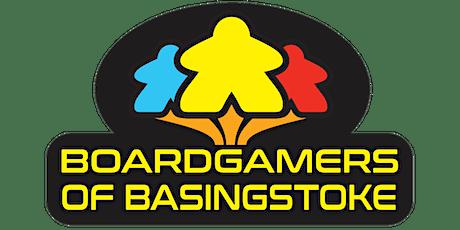 Boardgamers of Basingstoke Game Night tickets