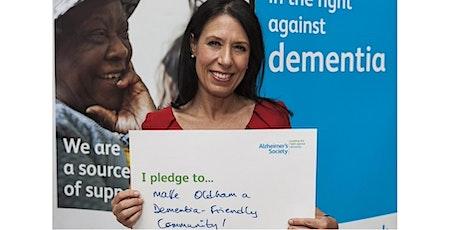 Oldham Memory Walk for Dementia tickets