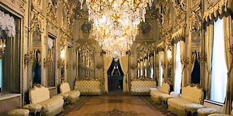 Visita guiada al Palacio de Fernán Núñez. Fundación de los Ferrocarriles entradas