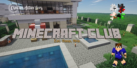Minecraft Mini Games, Builds and Play Social for Children with SEND Tickets