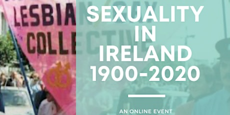 Sexuality in Ireland 1900-2020 tickets