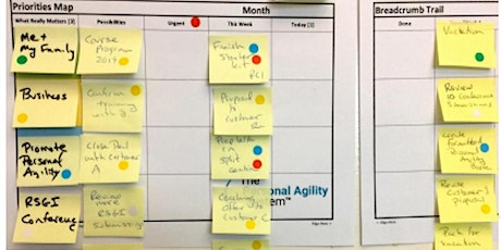 Personal Agility Lean Coffee (Ask Me Anything) tickets