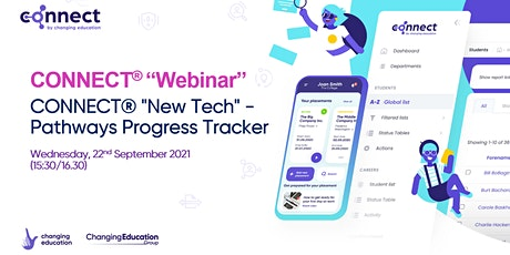 "CONNECT® ""New Tech"" - Pathways Progress Tracker tickets"