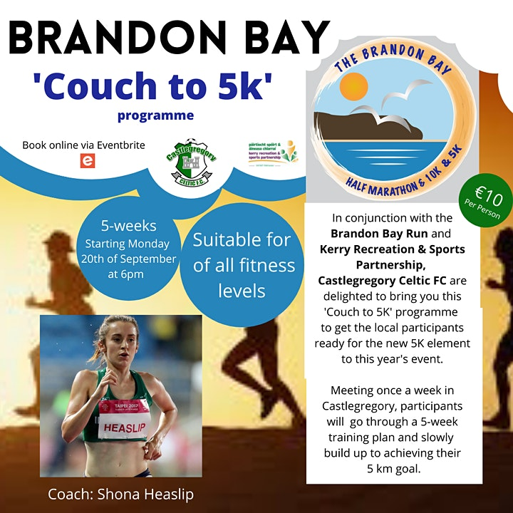 Brandon Bay Couch to 5K image