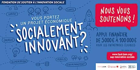 Soirée des Lauréats de la fondation Innovation Sociale billets