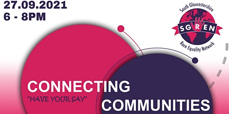 SGREN Connecting Communities Event on Education tickets