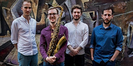 JazzSteps Live at the Libraries Matt Anderson Quartet WestBridgford Library tickets