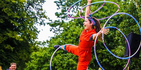 Equinox Circus Festival - StrongWomen Science family circus science show tickets