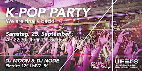 K-Pop Party Düsseldorf am 25.09.2021 Tickets