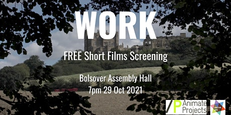 WORK Film Screening with Q+A (FREE) tickets