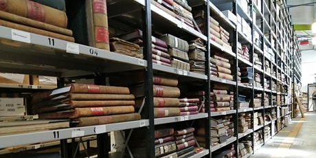 Archives Accreditation: Why, What, How, When tickets