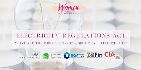 Electricity Regulations Act: Implications of the Recent Amendments. tickets