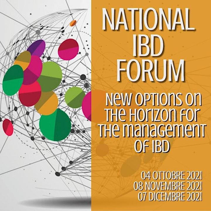 Immagine NATIONAL IBD FORUM