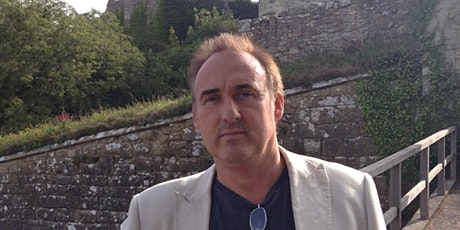 Fiction workshop for beginners with author Marc Blake tickets