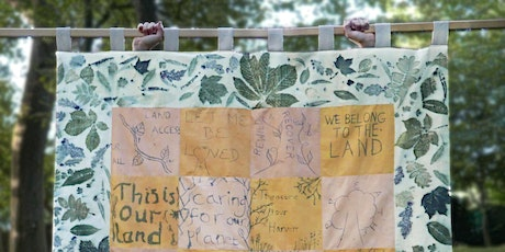 Celebrating the Land - Protest Banner Making for COP26 at Soul Food Sisters tickets