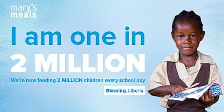 Mary's Meals 2 Million Celebration Event - Dundee tickets