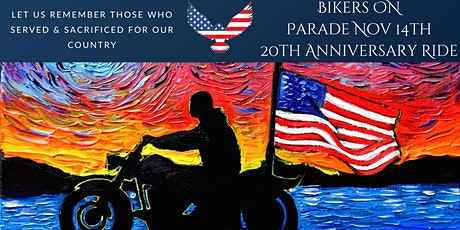 Bikers on Parade 20th Anniversary 2021 tickets