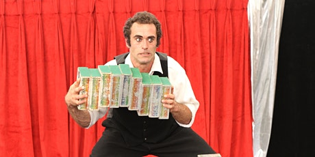 Equinox Circus Festival - World famous clown acrobat Mr H in CART GALORE tickets
