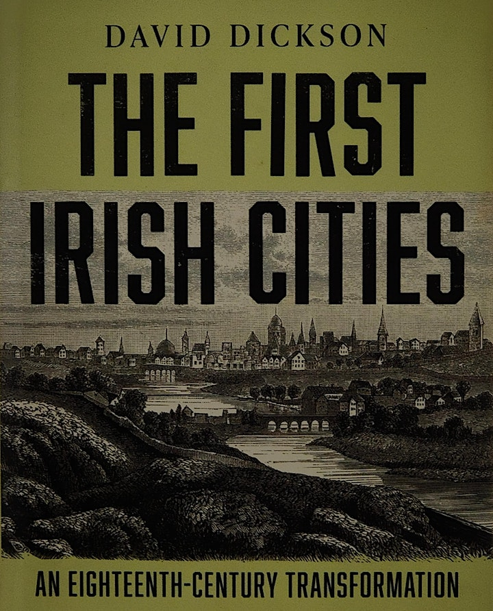 Ireland's First Cities - Courtyard Talk with David Dickson image