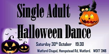 Watford Stake,  Single Adult Halloween Dance tickets