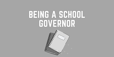 Being a School Governor tickets