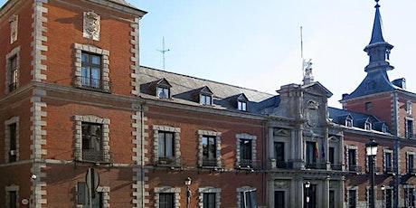 Visita guiada al Palacio de Santa Cruz. entradas