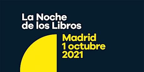 Noche de los Libros 2021 en el MNCN entradas