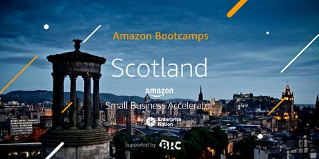 Amazon Bootcamp: Exporting for businesses in Scotland tickets