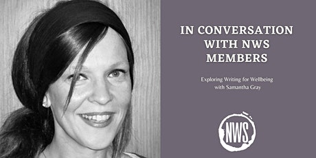 In Conversation with NWS Members: Exploring Writing for Wellbeing tickets