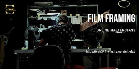 Masterclass: Film Framing tickets