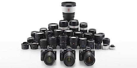 Sony Lens Test Workshop met Gustav Kiburg tickets